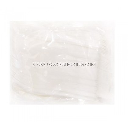 Plastic Disposable Spoon 汤匙 TAGE - 100pcs/30pkt/ctn