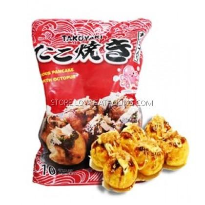 Frozen Octopus Ball 章鱼丸 - 200g/pkt