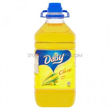 Corn Oil 包粟油 DAISY - 3kg/6btl/ctn